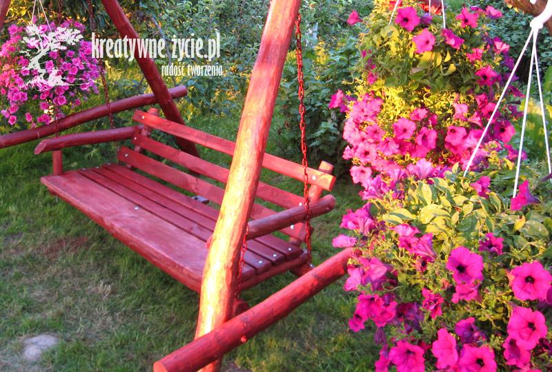 Jak zrobić huśtawkę do ogrodu