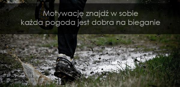 Bieganie pogoda