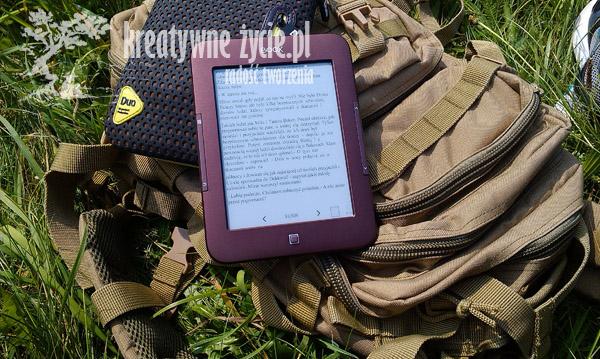 Onyx book w terenie