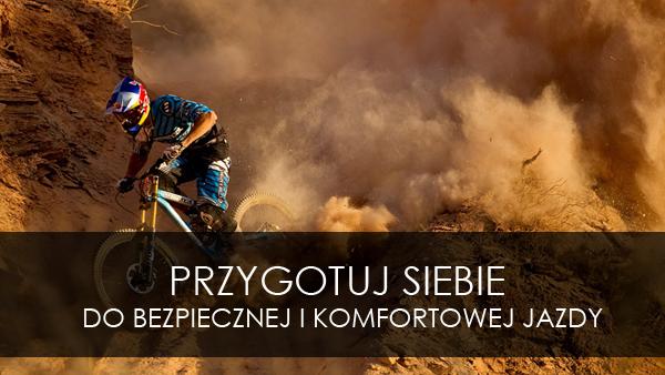 Przygotowanie rowerzysty