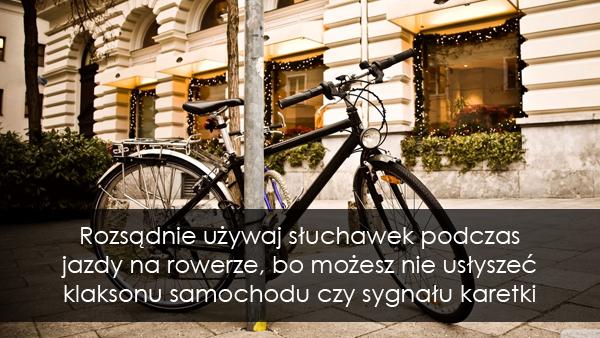 Rower a muzyka