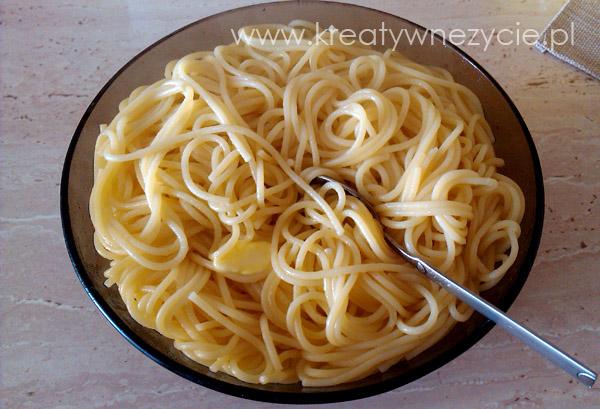 Spaghetti z sosem bolognese