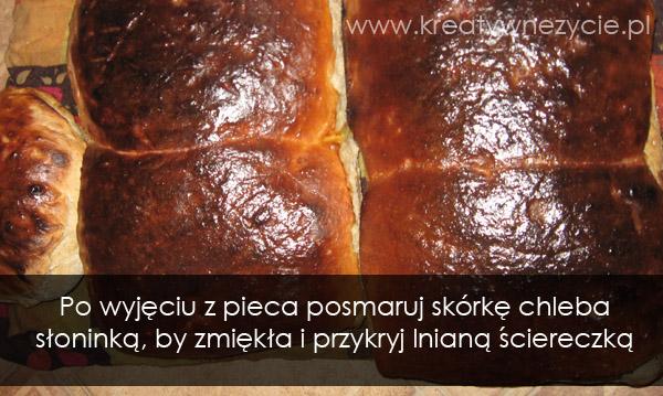 chleb upieczony