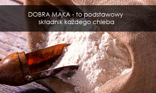 Mąka na chleb