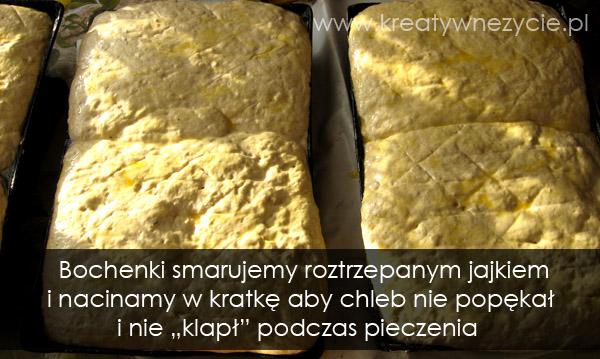 pieczenie chleba tutorial