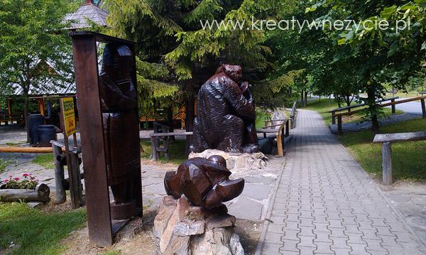 Chata pieniny w Leśnicy