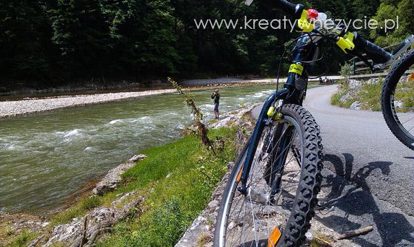 Droga Pienińska rowerem