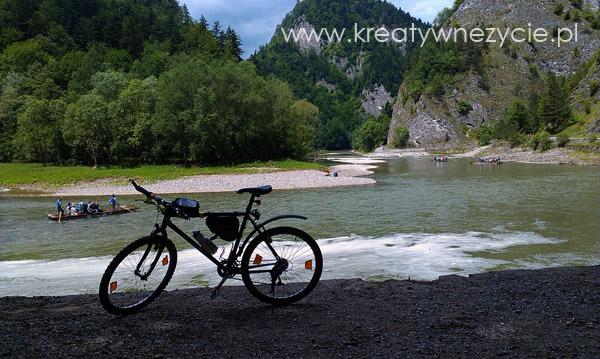 Dunajec droga Pienińska