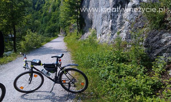 Przełom Dunajec na rowerze