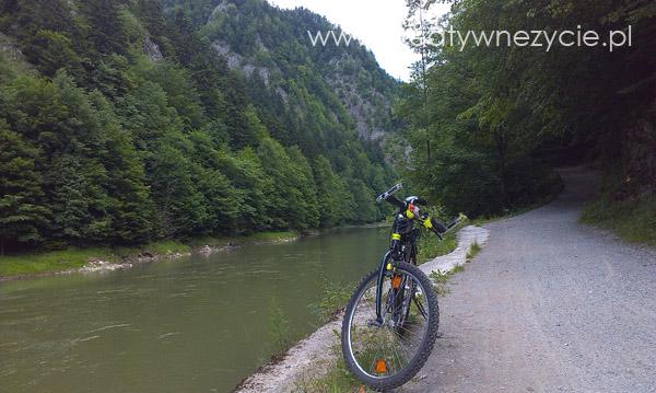 Wycieczka nad Dunajcem
