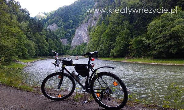 wycieczka rowerowa szczawnica