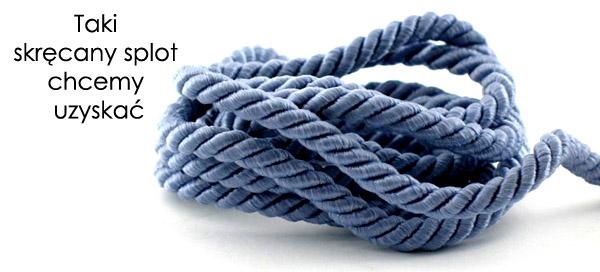 Jak splatać sznurek