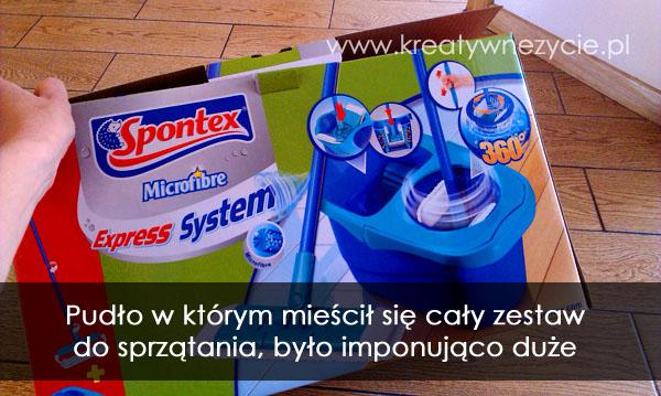 Mop obrotowy Spontex