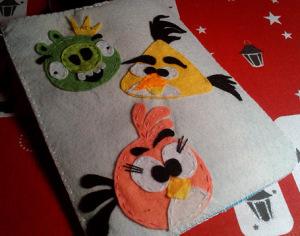 Etui na tablet Angry birds