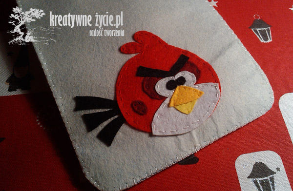 Etui tablet Angry Birds