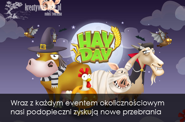 Haloween Hay day
