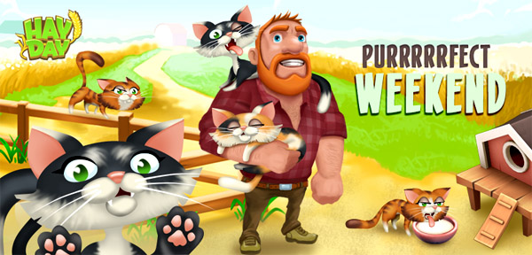 Pets Hay day