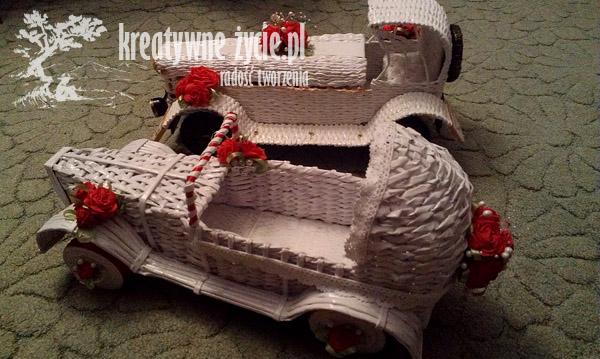Wiklinowe limuzyny ślubne