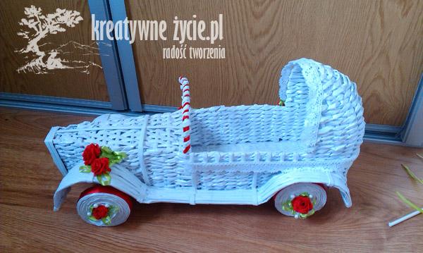 Auto z wikliny tutorial