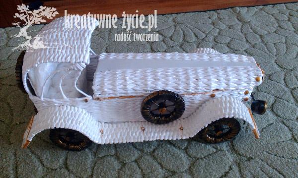 Auto z wikliny jak zrobić
