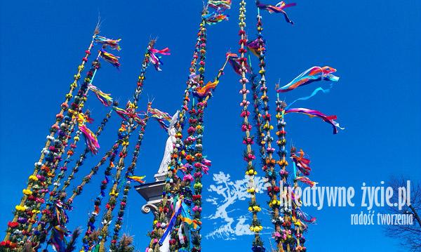 Największe palmy Wielkanocne w Lipnicy Murowanej