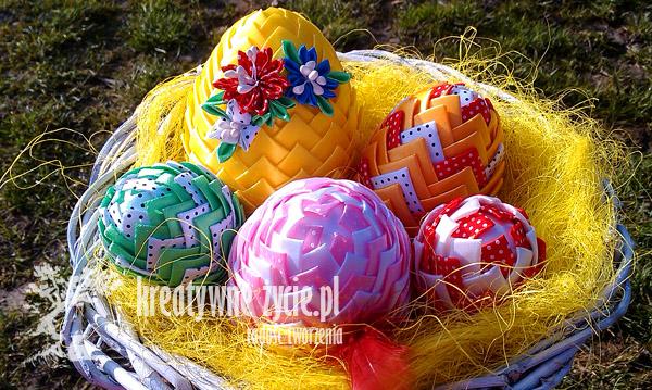 Ozdoba Wielkanocna rękodzieło
