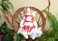 Anioł Tilda handmade