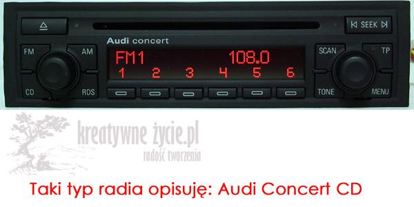 Świeże Jak zamontować emulator zmieniarki w Audi A4 B6 – Kreatywność to PN13