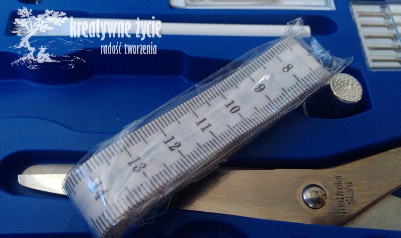 Centymetr krawiecki z Lidla