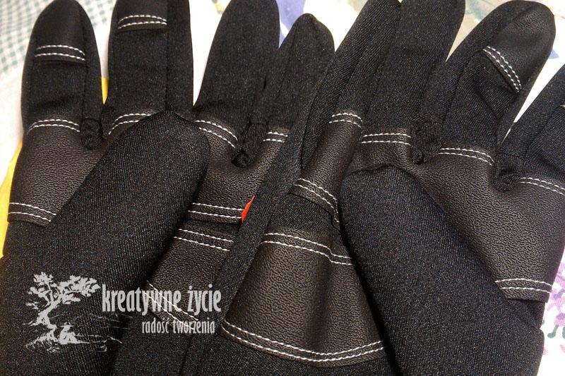 Rękawiczki na narty