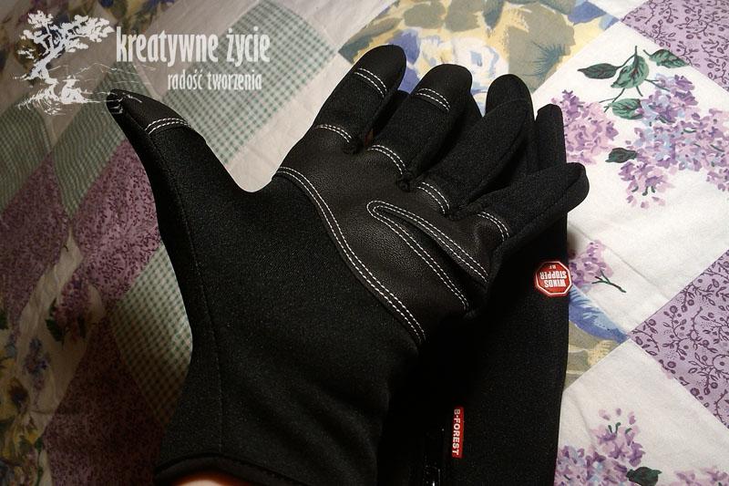 Rękawice z Aliexpres sportowe
