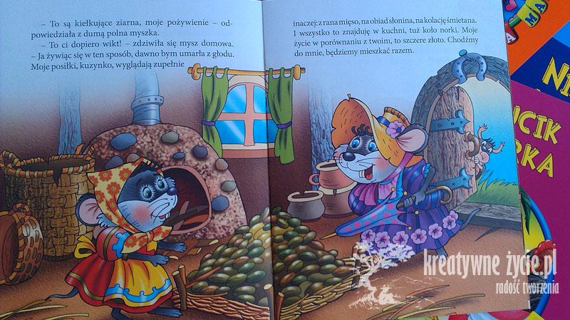 Bajka dla maluszka Jarmołkiewicz