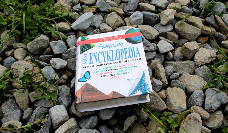 Mini encyklopedia podręczna Collins