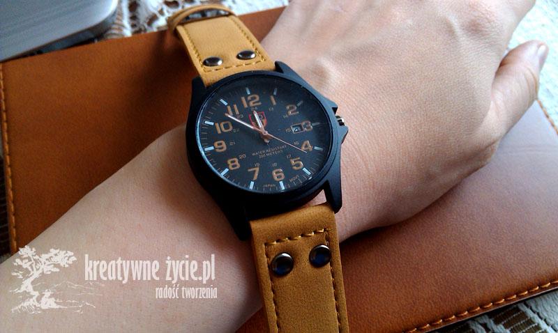 Zegarek Soki Aliexpress