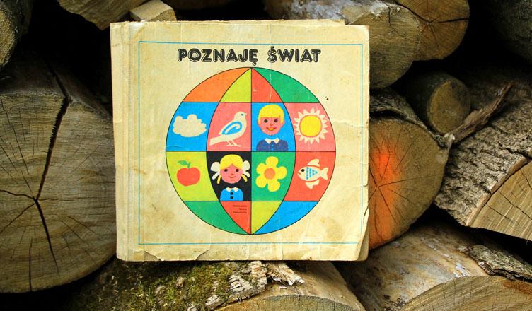 Poznaję świat 1985 Słońska