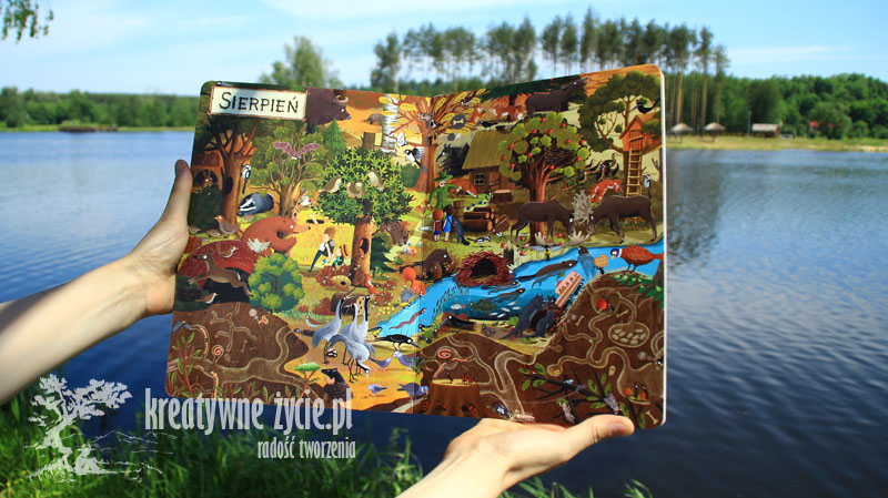 Rok w lesie recenzja książki