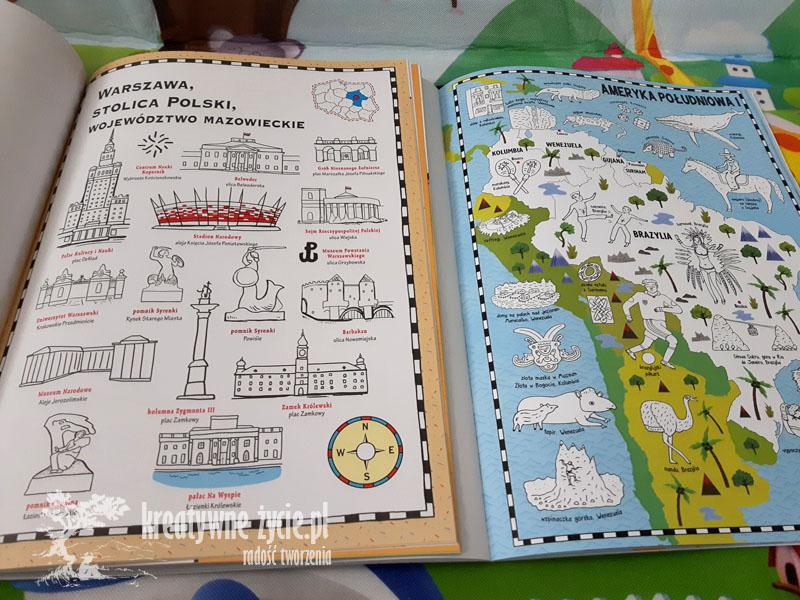 Mapy do kolorowania Olesiejuk