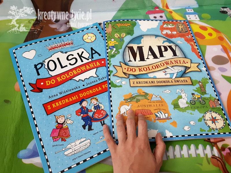 atlasy do kolorowania