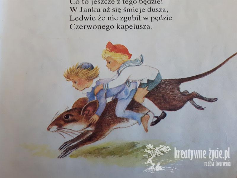 Maria Kownacka Na jagody baśń