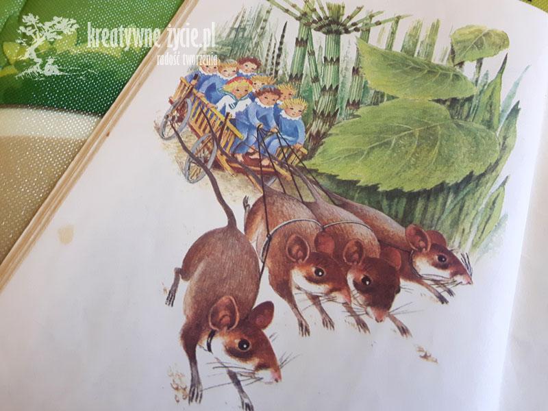 Baśń Na jagody Nasza Księgarnia 1990