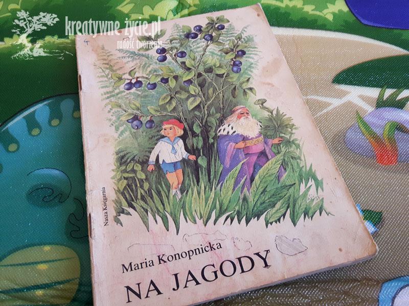 Na jagody 1990 okładka