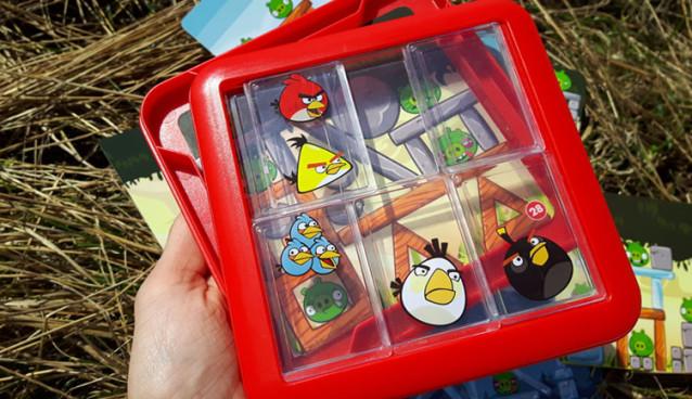 Angry Birds gra logiczna opinia