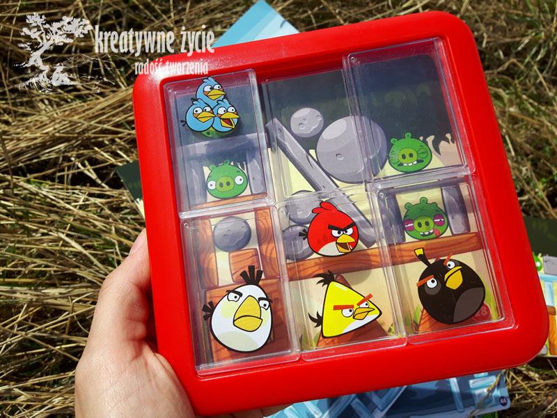 Na górze Angry Birds Granna