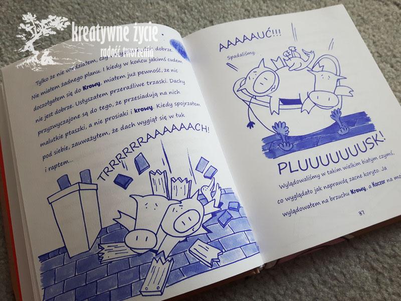 Dziennik Prosiaka recenzja