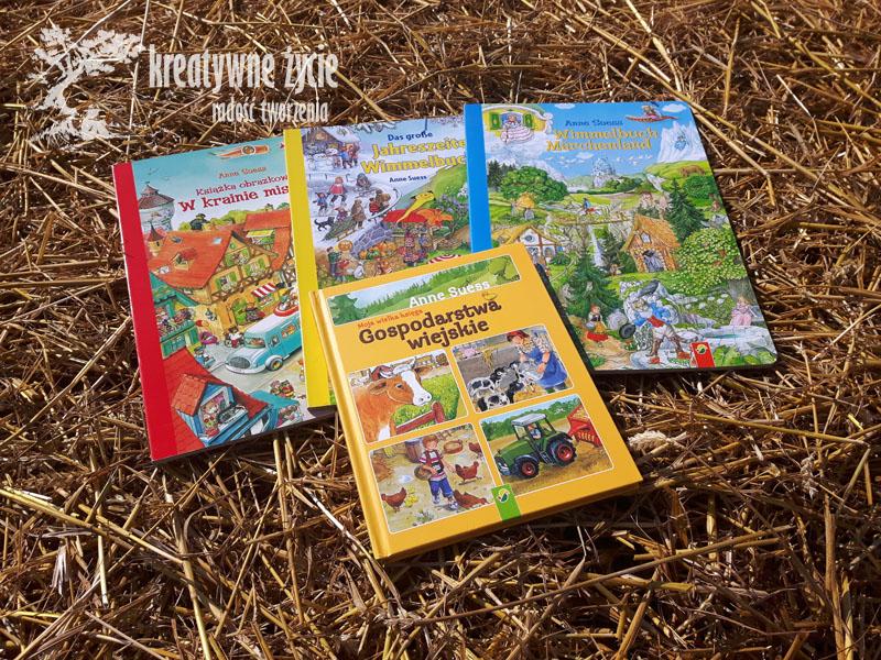 Anne Sues Moja wielka księga gospodarstwa wiejskiego