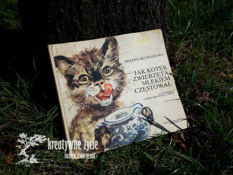 Jak kotek zwierzęta mlekiem częstował Bechlerowa
