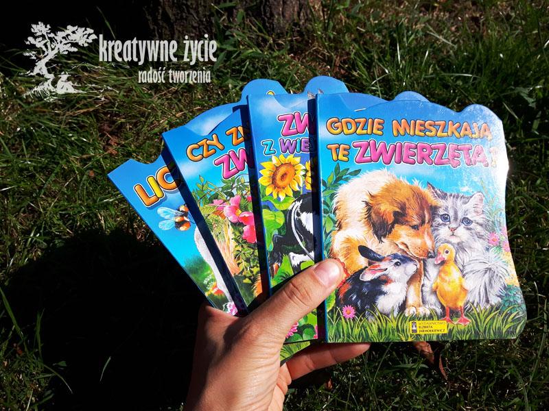 Jarmolkiewicz ksiazeczki kartonowe dla dzieci