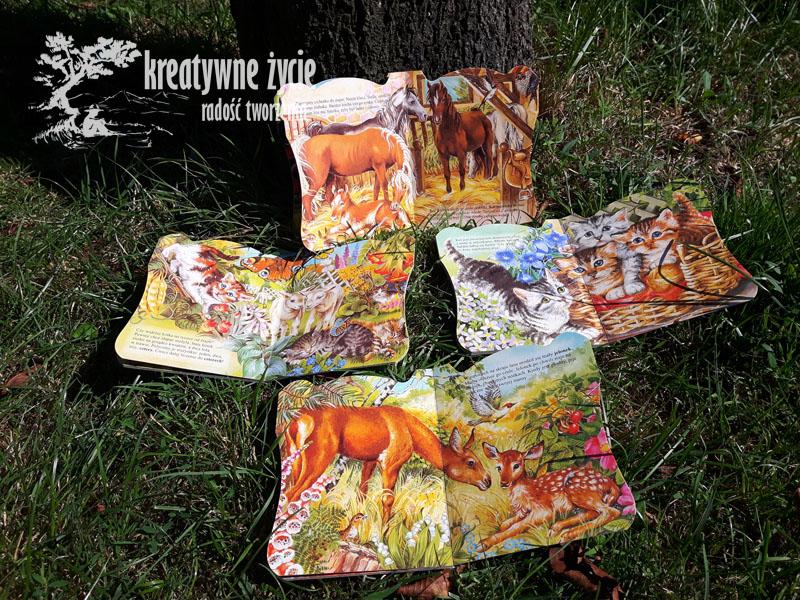 Jarmolkiewicz ksiazeczki o zwierzętach