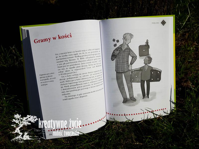 Wielka księga gier Martin Stiefenhofer kości