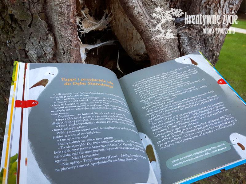 Tappi i smoki w Szepczącym lesie